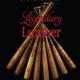 Legendary Lumber: The Top 100 Player Bats in Baseball History by Joe Orlando, with Tom Zappala and Ellen Zappala